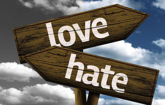 bs-love-hate-creative-sign-opposites