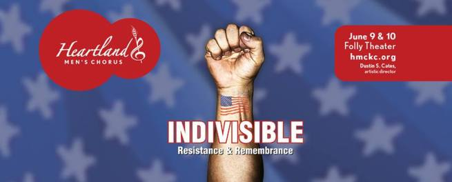 Indivisible banner art