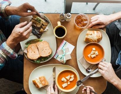 Panera bread pic