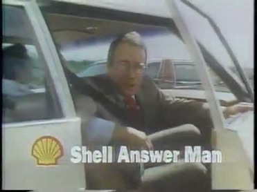 Shell answer man