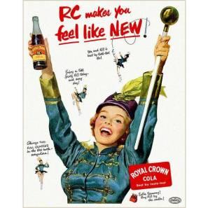 RC cola ad