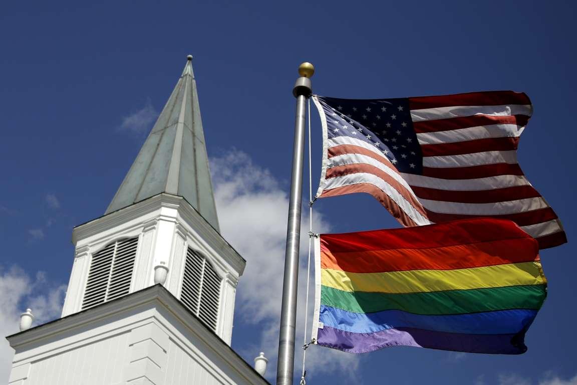 Asbury flags