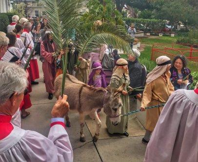 Palm-Sunday-processional