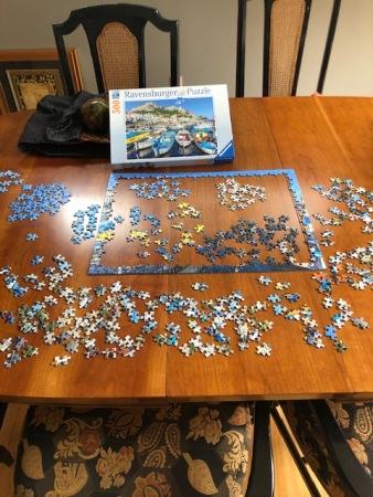 Partial puzzle