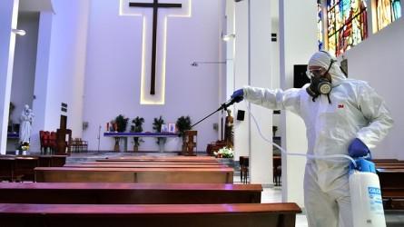 Church and coronavirus