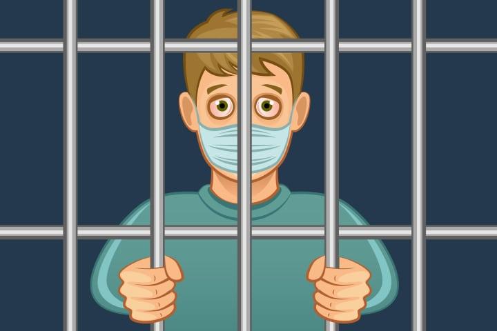 Covid in jail